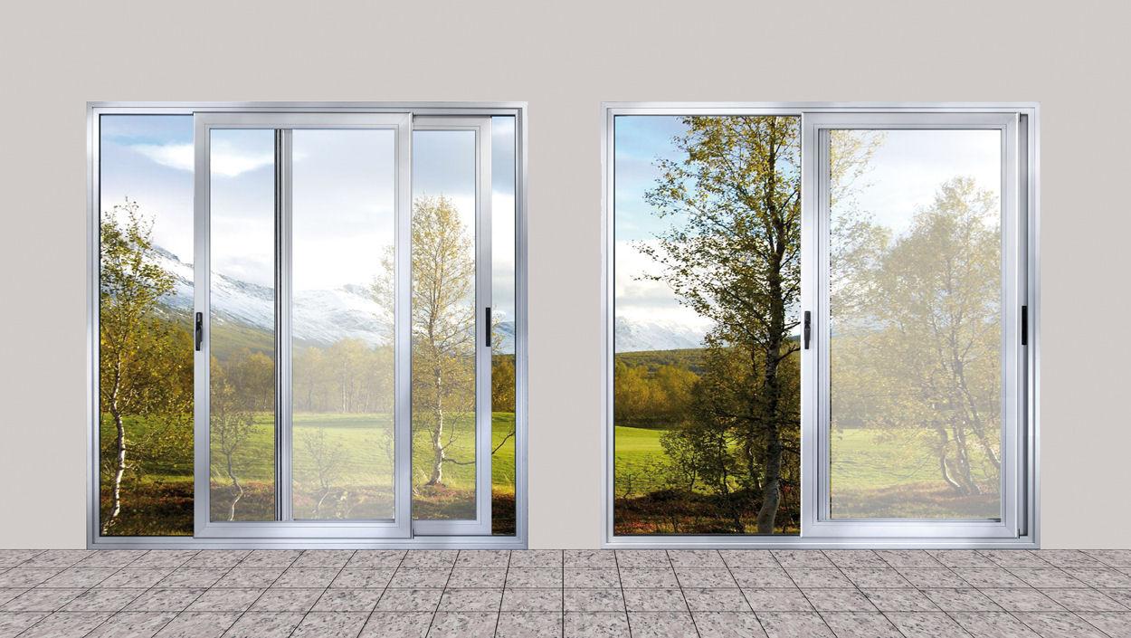 Serramenti in alluminio le caratteristiche blog impresa for Pvc per serramenti