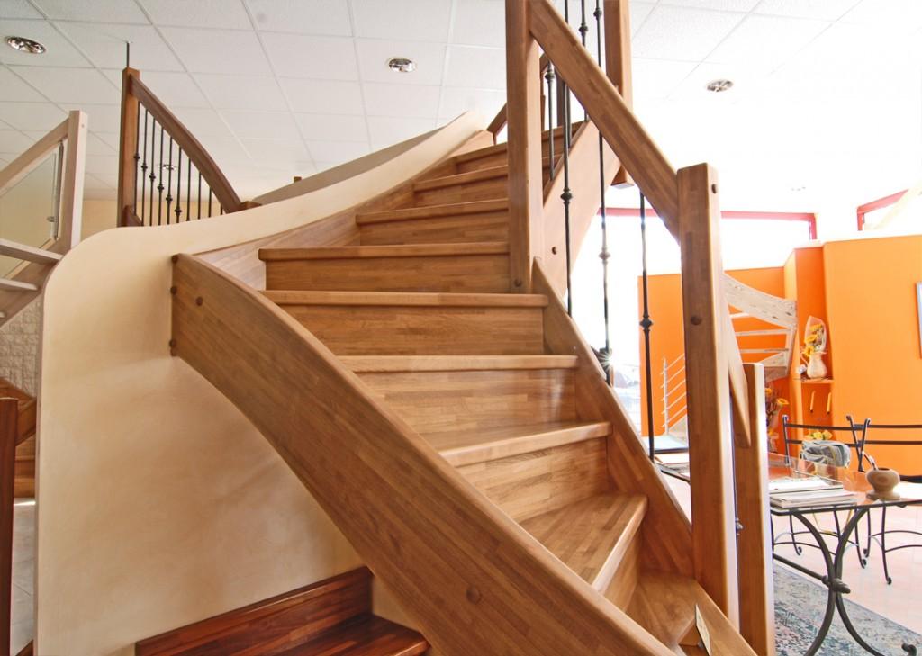 I diversi tipi di scale scopriamoli assieme blog - Costruire scala interna ...