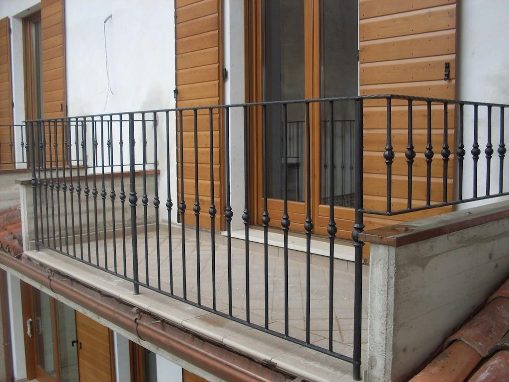 perdite d'acqua sul balcone