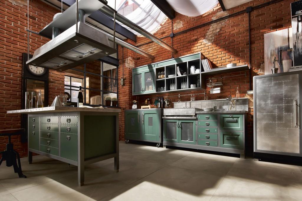 Come arredare un loft blog impresa edile baraldoblog for Arredamento stile industriale loft